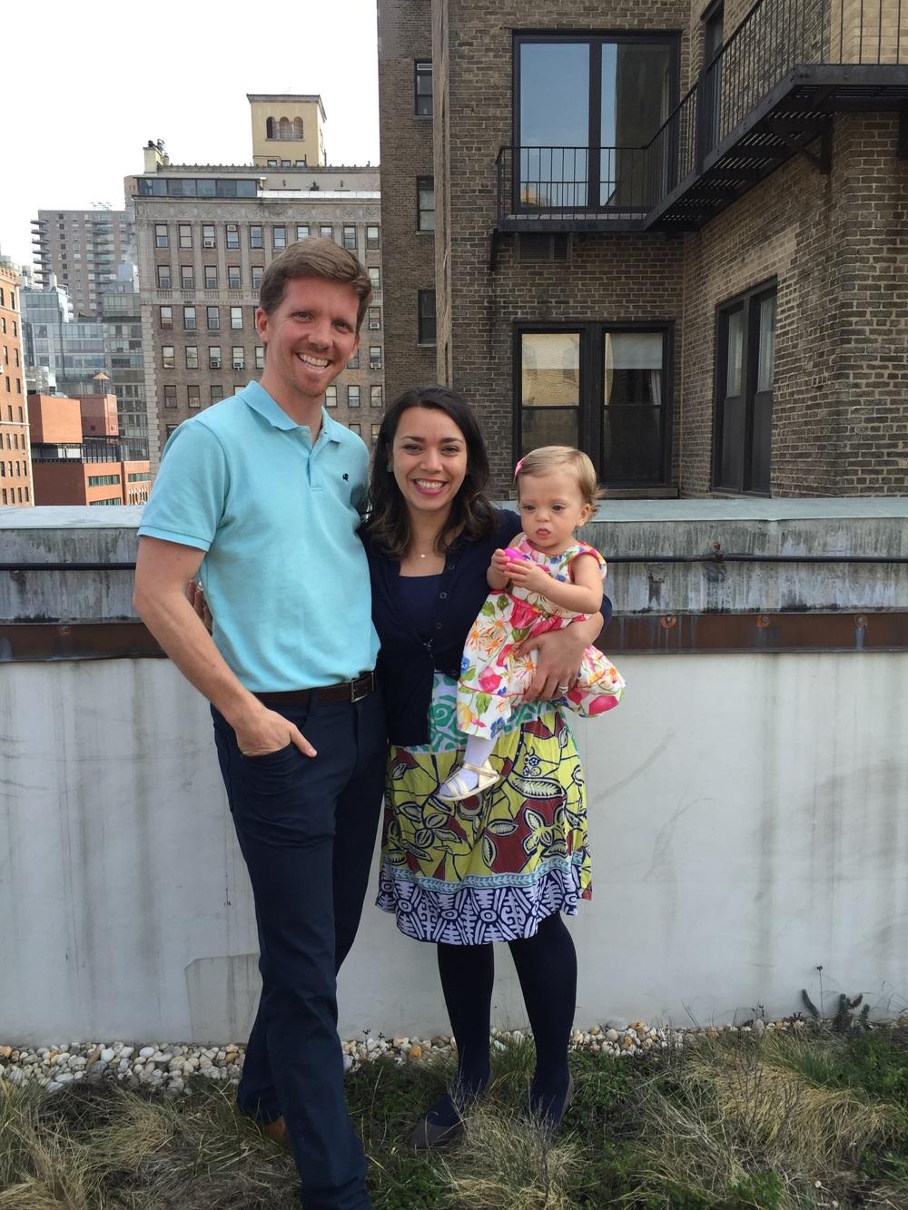 Easter Family Portrait