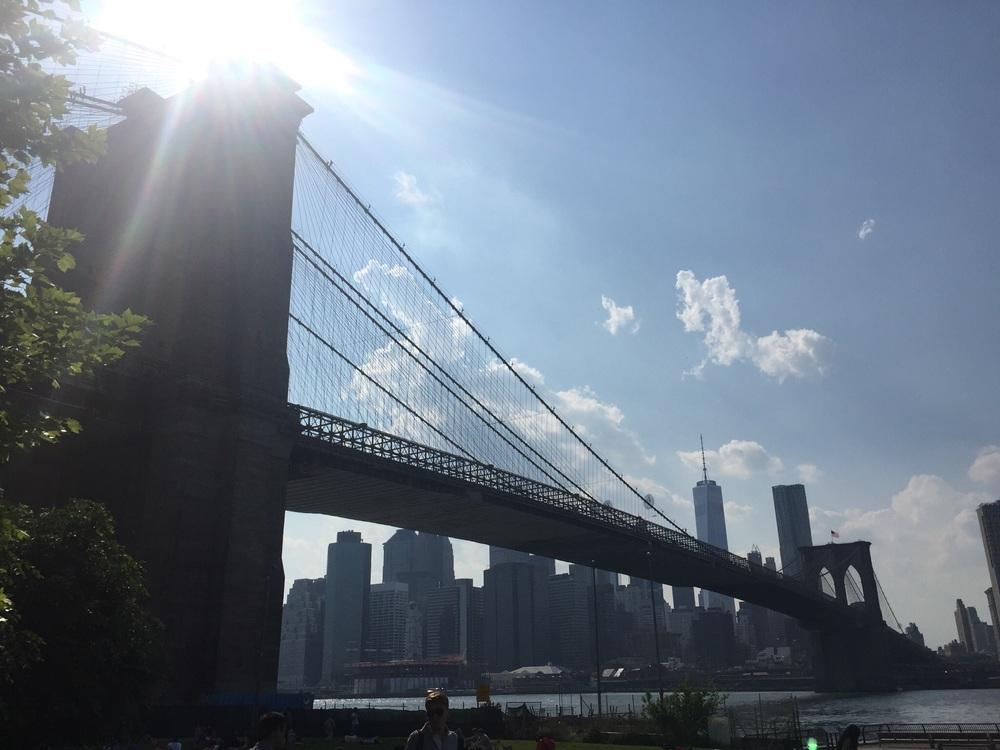 New York City, you look so pretty.