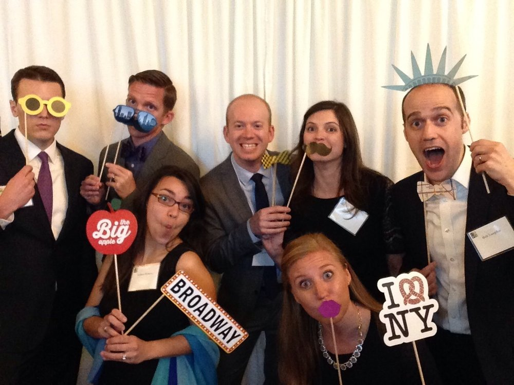 HFNY Young Supporters Benefit Photo Booth!
