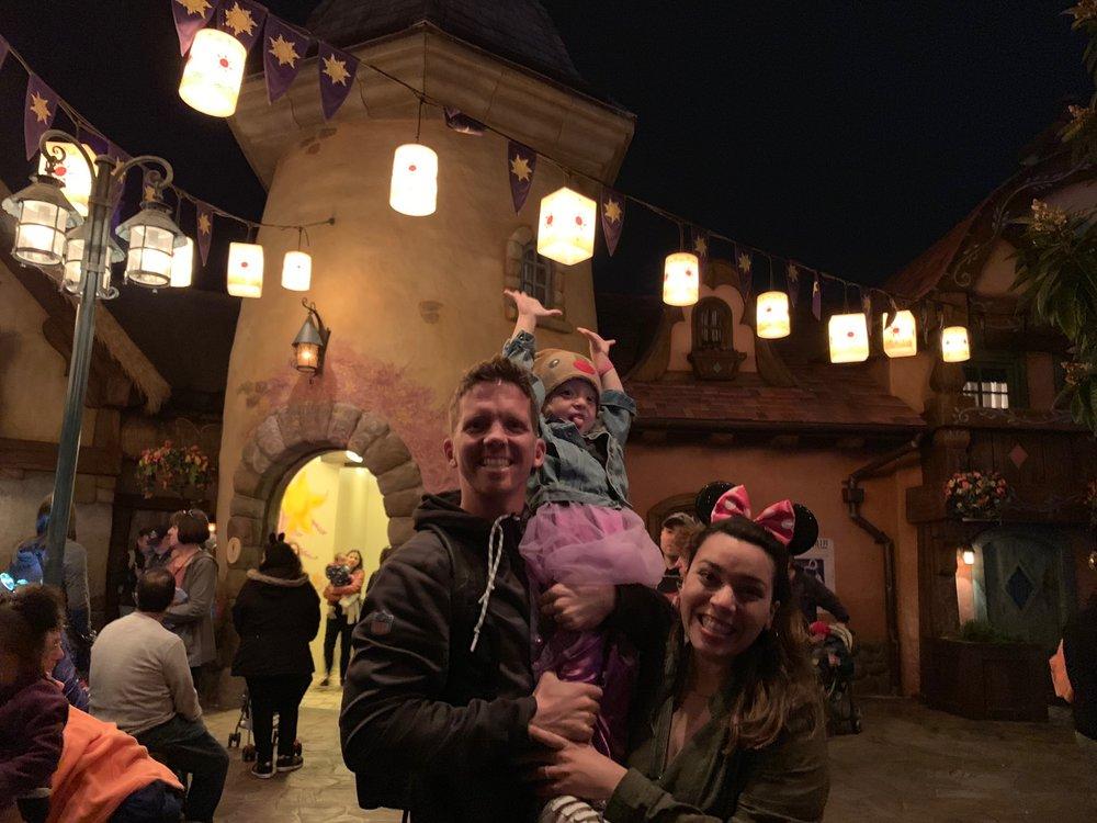Rapunzel's Lanterns!!