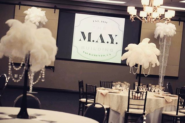 Our room is your blank canvas for any themed event. The sky is the limit especially when you work with @thepartyconcierge and @cprandtents  #sacramento #events #eventplanner #eventstyling #conference #mpi #mpissn #downtownsac #downtownsacramento #sacramentoevents #eventprofs #partyplanner #convention