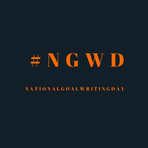 National Goal Writing Day