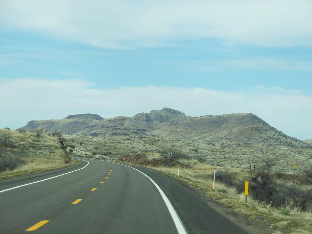 Arizona 2 lane.