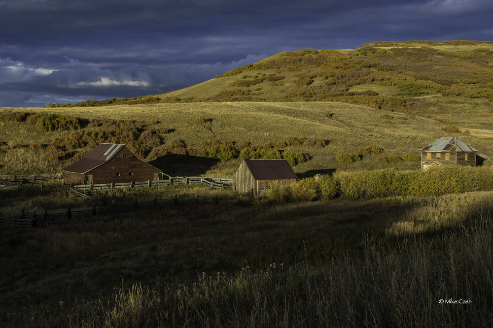 The Ross Ranch.  Yep this is the ranch seen in the movie True Grit.