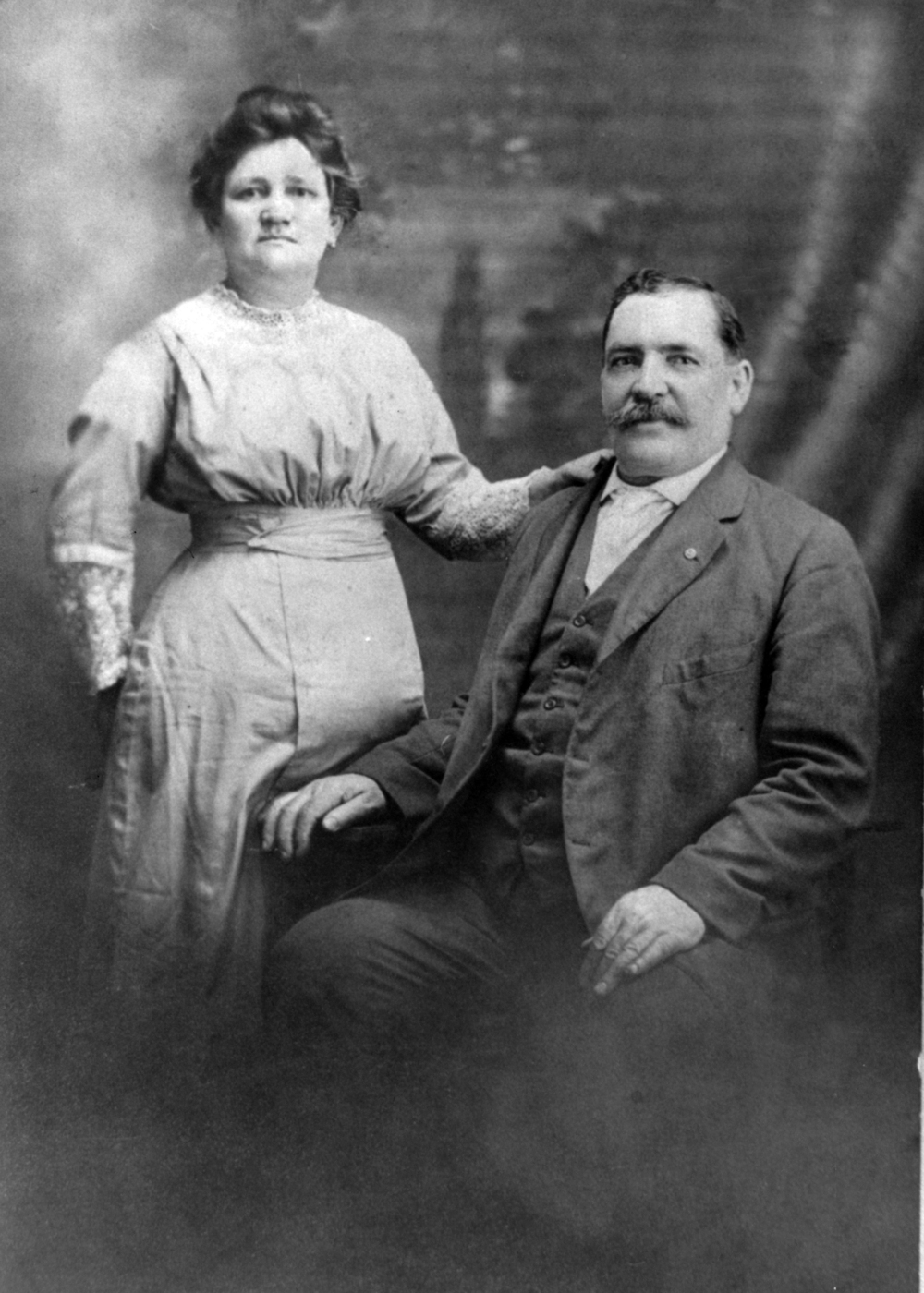 Mary Ellen (Hickey) and John Daniel Quigley