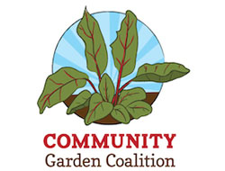 Columbia Community Garden Coalition The Community Garden Coalition provides us, and other Boone county gardeners, with a network of volunteers and support, as well as yearly donations of seeds and garden supplies.