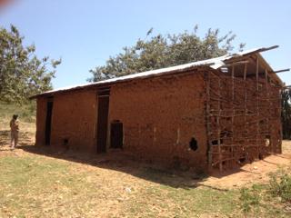 An existing classroomat Kasei