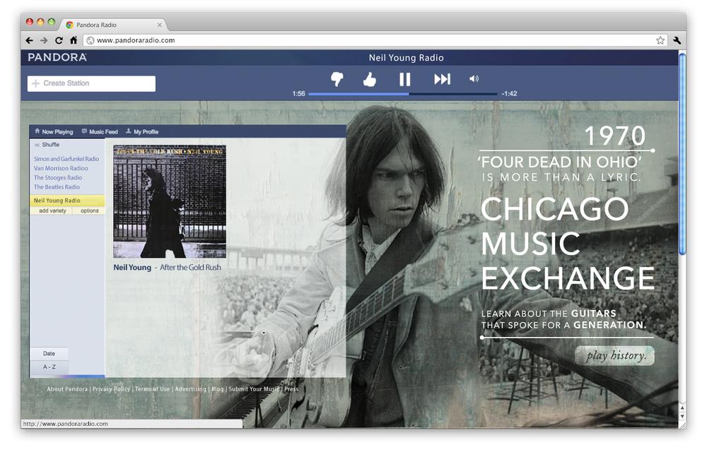 Chicago Music Exchange — Annie Sandford