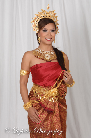 Cambodian dress long beach ca