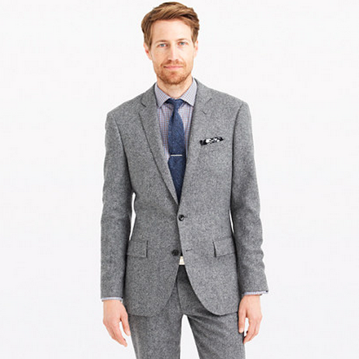 For Men: J. Crew Ludlow Suit Jacket