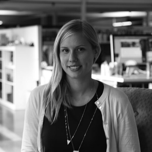 Kristina Wolfmeyer, Community Manager