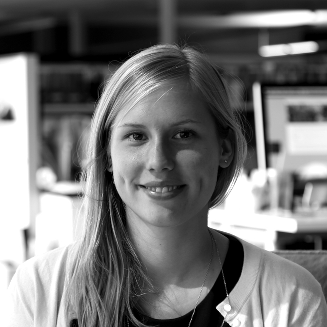 Kristina Wolfmeyer, Digital Strategist