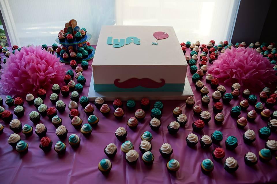 Lyft cake