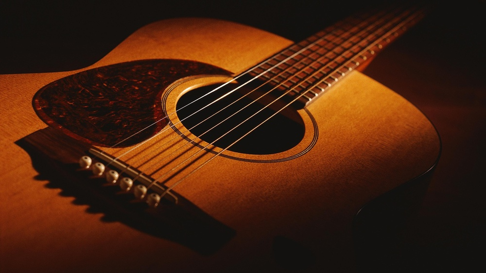 Acoustic-Guitar-Electric-Wallpaper-HD