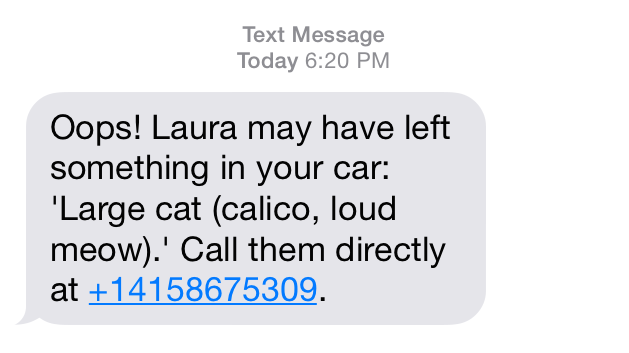 loaf text