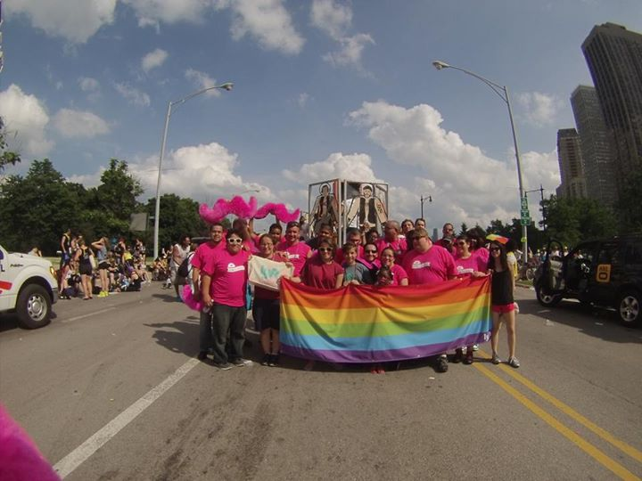 See you next year, Chicago Pride!