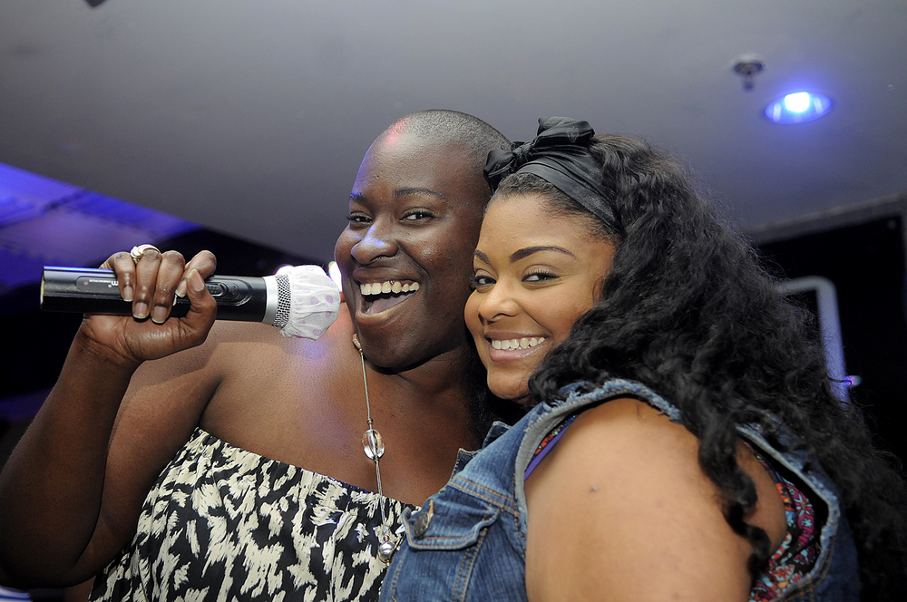 Atlanta Lyft Karaoke Nightwww.samanthashal.com / samanthamshal@gmail.com