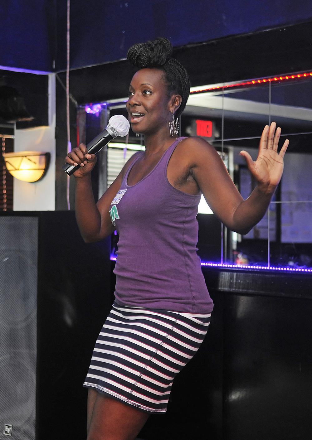 Atlanta Lyft Karaoke Night www.samanthashal.com / samanthamshal@gmail.com