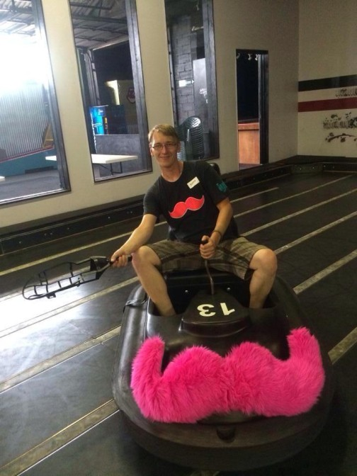 Toby Cleveland Hey Chicago! We saw you played last month so Cleveland went and brushed up on our Whirlyball skills today. When shall we have the Lyft Cleveland vs Lyft Chicago match?