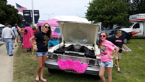 Woodward Dream Cruise in Detroit, Ariana