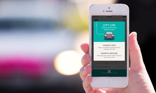 Lyft Line is currently available in San Francisco and will roll out to more cities soon.