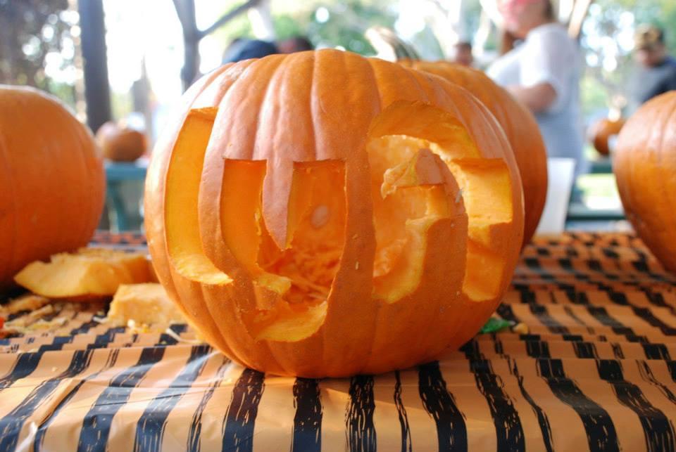 Lyft pumpkin