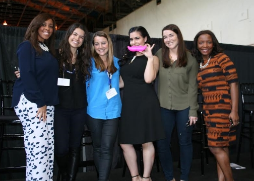 Lyft was pleased to be represented at the Los Angeles Wonder Woman Technology Conference.