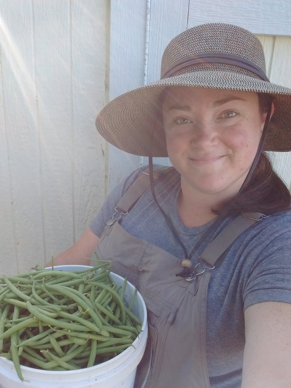 Faren is a part-time Lyft driver and full-time leader in her community's farm to table movement.