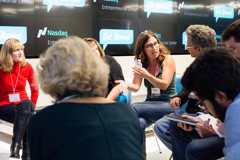 Get Storied_Nasdaq Entrepreneurial Center_StoryU Live Unconference.jpg