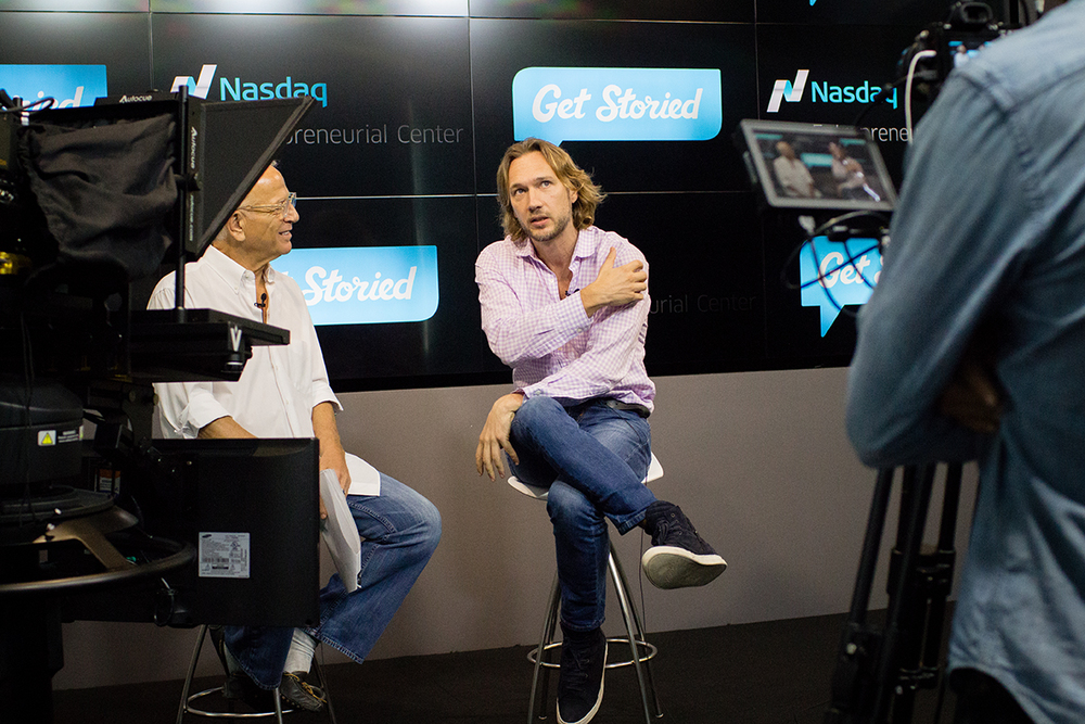 Arnaud Collery_Stand Up for Passion_Gary Goldstein_Nasdaq Entrepreneurial Center.jpg