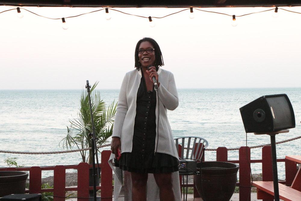 Board Member Lexi Ward