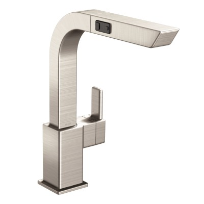 Moen 90 Degree Spot Resist Stainless One-Handle High Arc Pullout Kitchen Faucet (S7597SRS).jpg