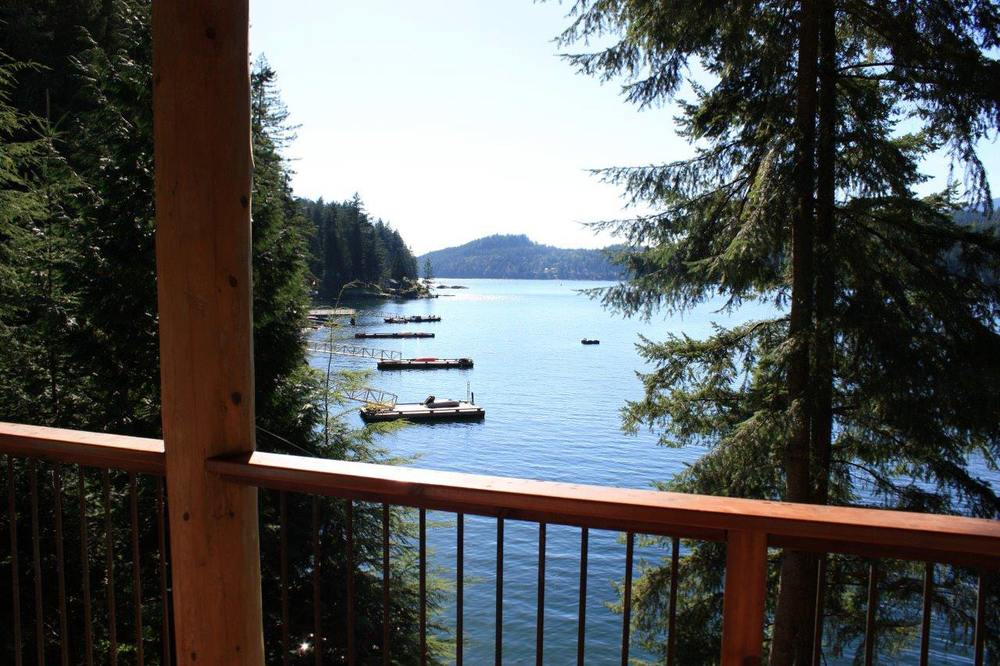 West Bay Gambier Island