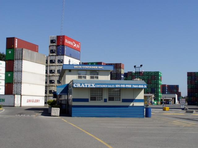 Delco Delta Container - Cratex Container Sales