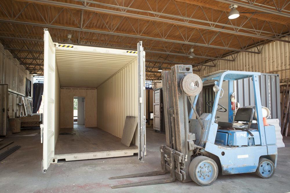 Cratex Custom Container