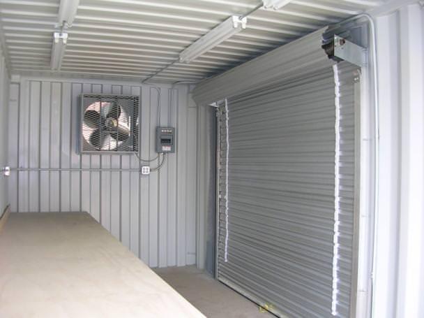 Cratex Container with Work Bench and Roller Door.jpg