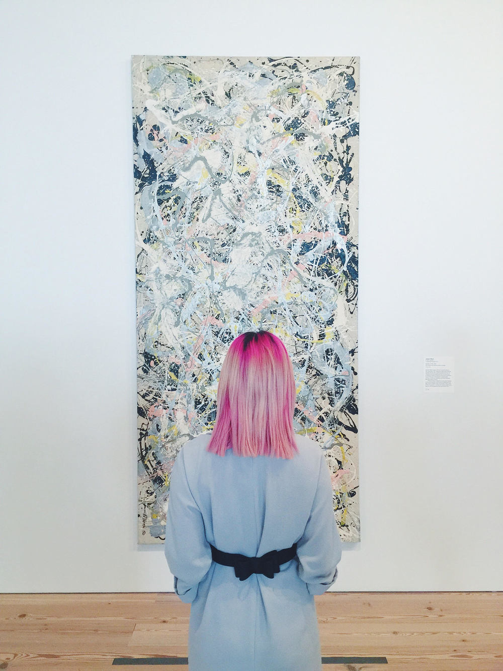 Whitney Museum, Pollock. l October, 2015