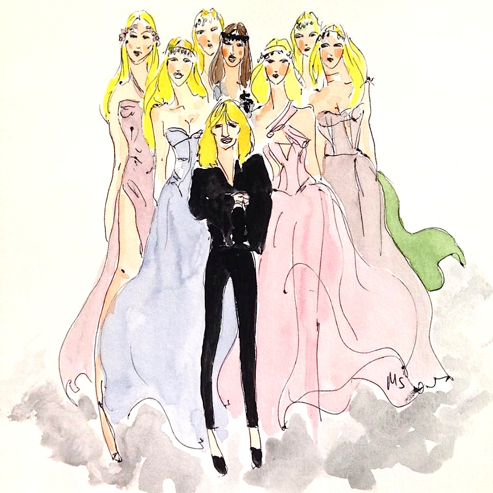 Versace Haute Couture 2015