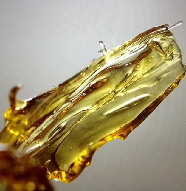 The Beauty of Rosin (Photo by @icewateroc)