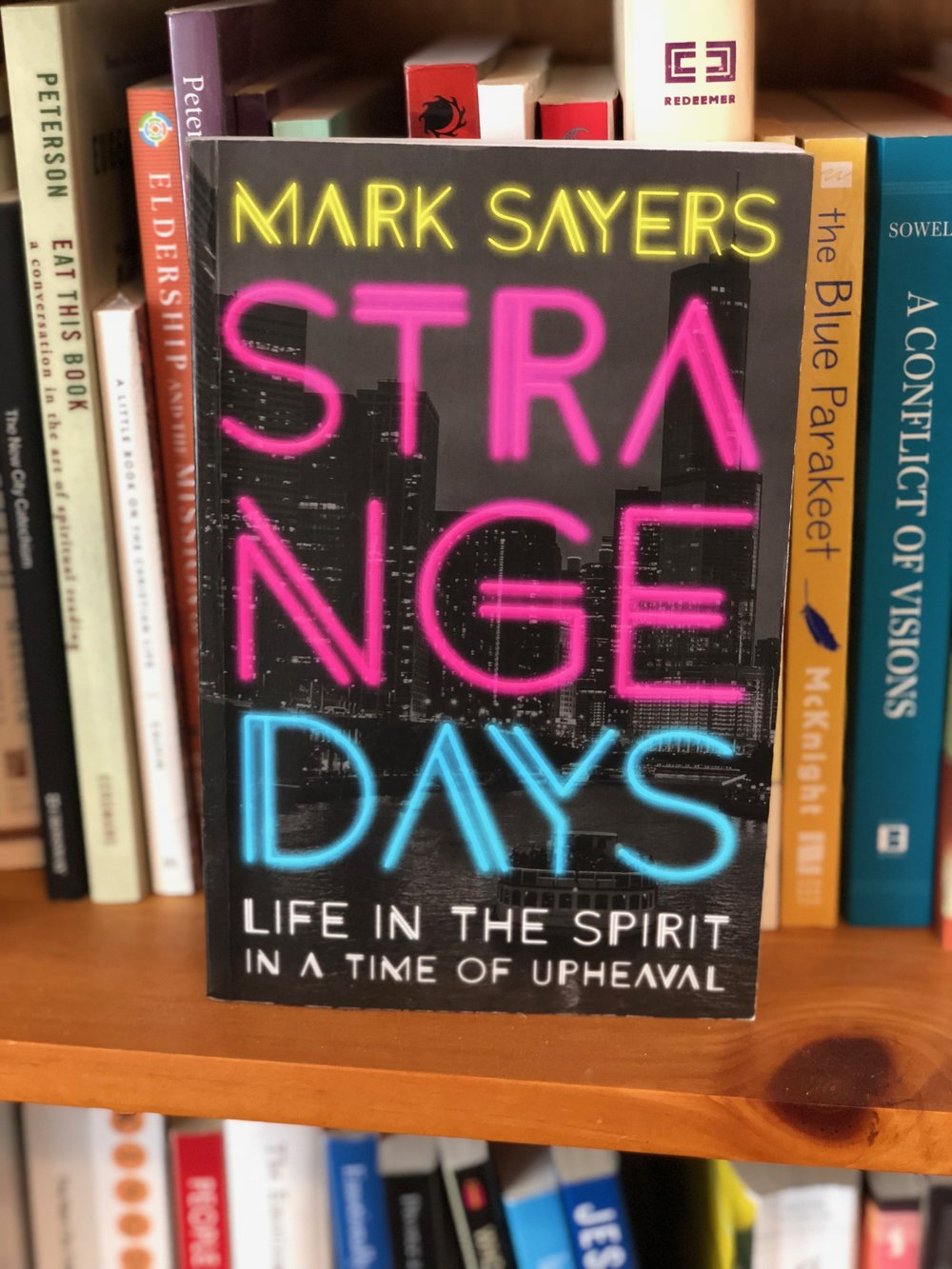 Strange Days - Mark Sayers