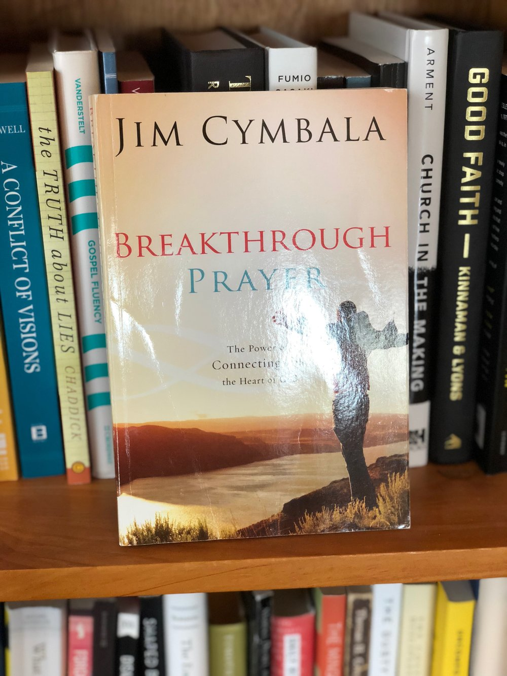 Breakthrough Prayer - Jim Cymbala