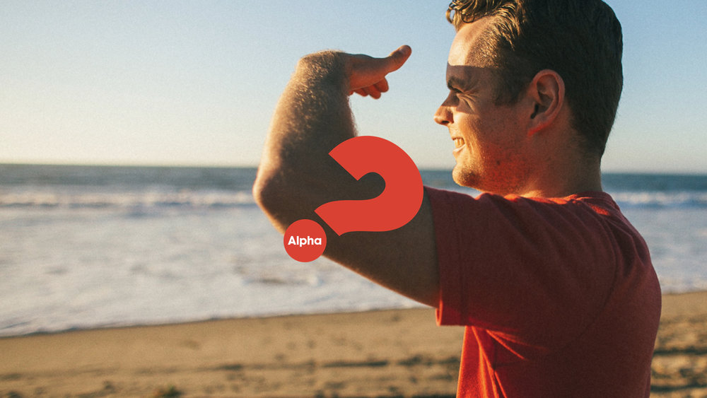 Try Alpha - Alpha is a series of interactive sessions that freely explore life and the basics of the Christian faith in a friendly, open and informal environment.