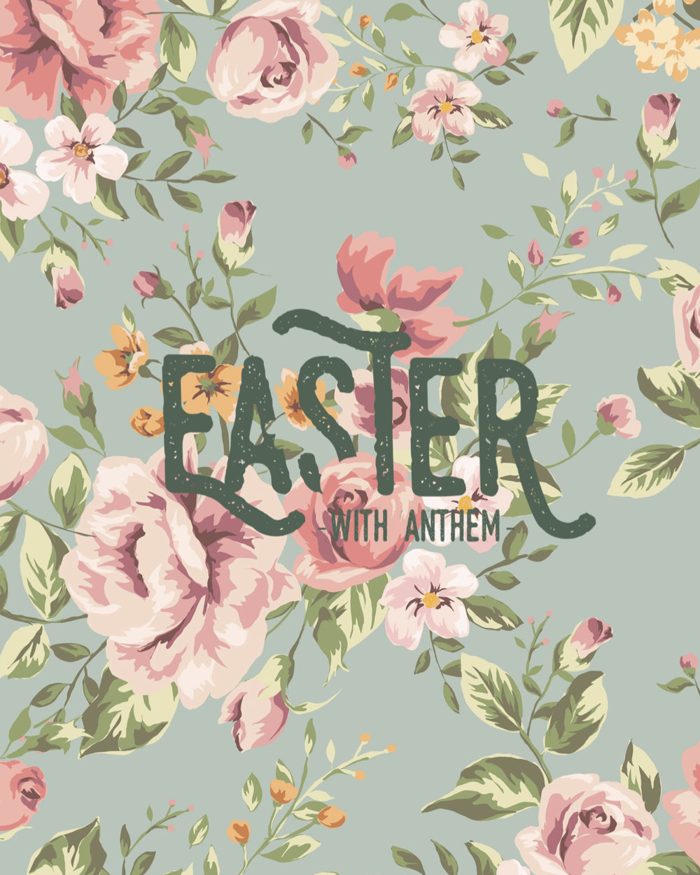 Easter With Anthem - April 21, 10amGood Friday Service Info →Easter Fast →