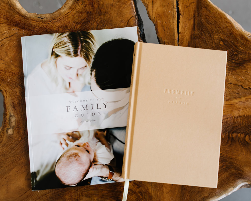 quaint and whim welcome to the family guide promptly journal