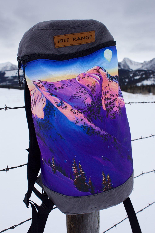 Free Range Equipment Canvas Series