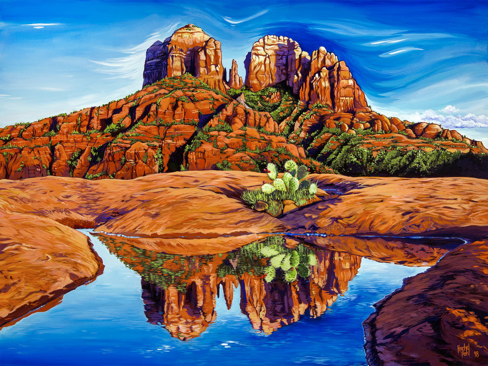 """Cathedral Rock"" Sedona"