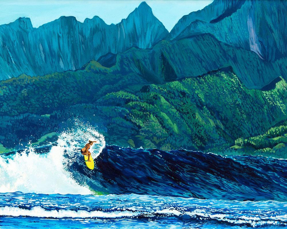 """""""Tahiti Swell"""""""