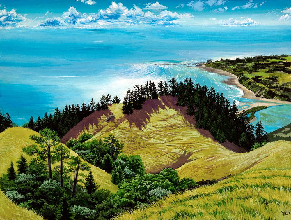 """""""Marin Headlands"""""""