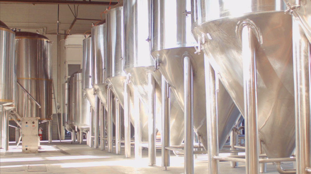 Brewing Industry Experience