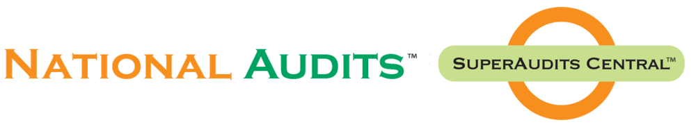 National Audits and Super Audits Central logos